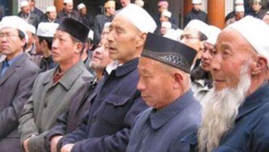 عدد مسلمي الصين