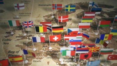 أوروبا وعواصمها