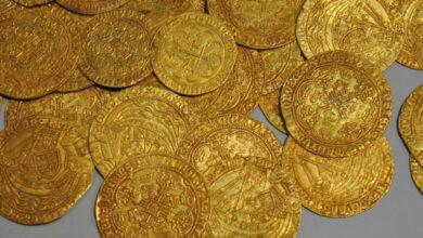 اعرف الذهب في الأرض ليرات ذهبية قديمة 1280x720 1