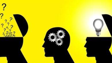 معنى الفكر